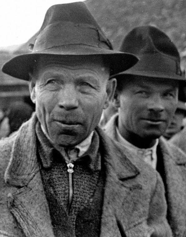 Закарпатські українці. Фотоз журналу Life