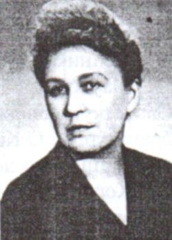 Зінаїда Пономарьова